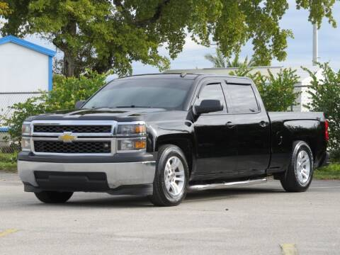 2014 Chevrolet Silverado 1500 for sale at DK Auto Sales in Hollywood FL