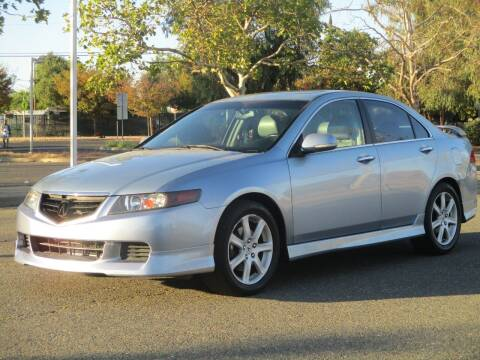 2004 Acura TSX for sale at General Auto Sales Corp in Sacramento CA