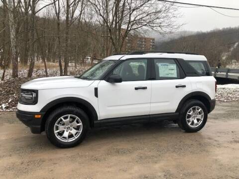 2021 Ford Bronco Sport for sale at WESTON FORD  INC in Weston WV