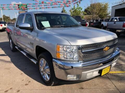 2012 Chevrolet Silverado 1500 for sale at Pasadena Auto Planet in Houston TX