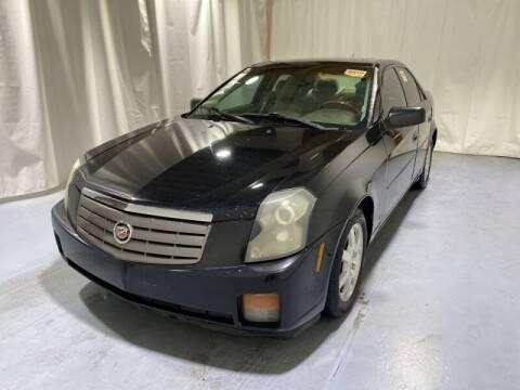 2006 Cadillac CTS for sale at DREWS AUTO SALES INTERNATIONAL BROKERAGE in Atlanta GA