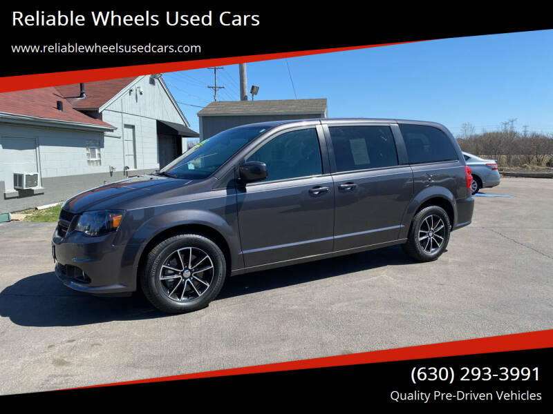 2018 Dodge Grand Caravan for sale at Reliable Wheels Used Cars in West Chicago IL