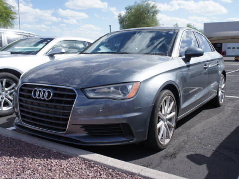 2015 Audi A3 for sale at CarFinancer.com in Peoria AZ
