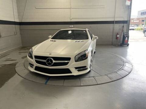 2013 Mercedes-Benz SL-Class for sale at Luxury Car Outlet in West Chicago IL