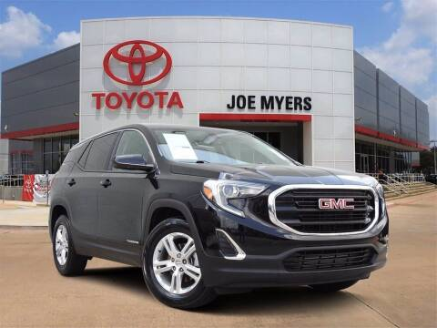 2018 GMC Terrain for sale at Joe Myers Toyota PreOwned in Houston TX