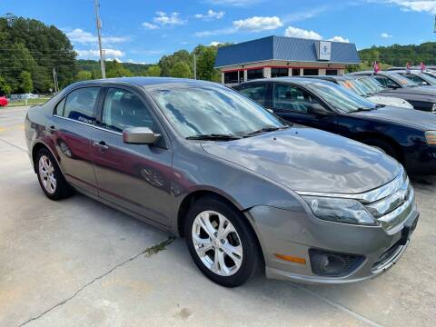 2012 Ford Fusion for sale at CarUnder10k in Dayton TN