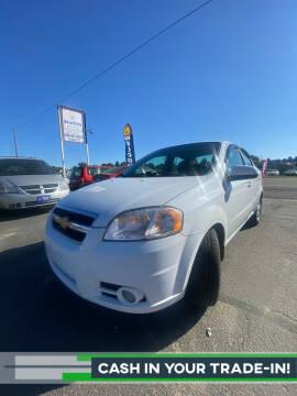 2011 Chevrolet Aveo for sale at StarCity Motors LLC in Garden City ID