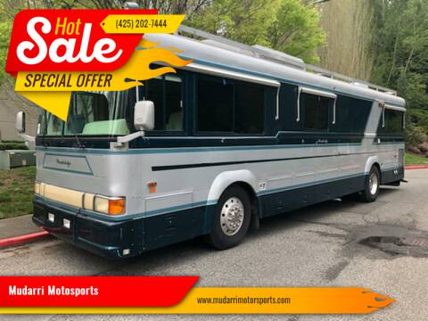 1991 Blue Bird Wanderlodge