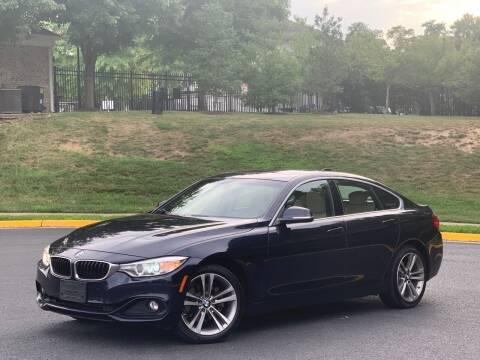 2016 BMW 4 Series for sale at Diamond Automobile Exchange in Woodbridge VA