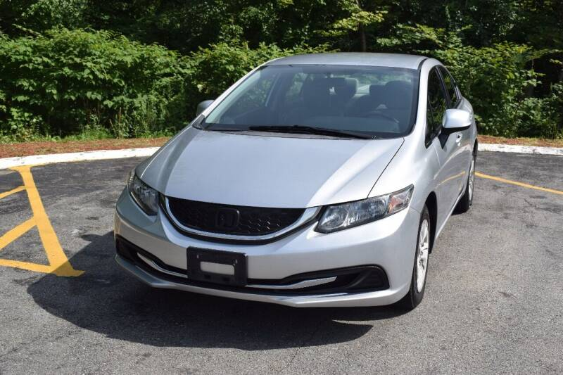 2013 Honda Civic for sale at Platinum Auto Sales in Leominster MA