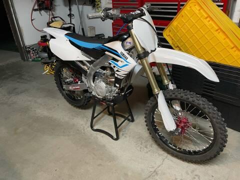 2018 Yamaha 450F for sale at ALOTTA AUTO in Rexburg ID