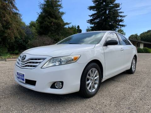 2011 Toyota Camry for sale at Santa Barbara Auto Connection in Goleta CA
