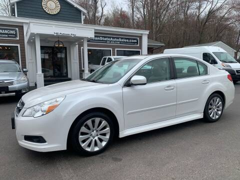 2011 Subaru Legacy for sale at Ocean State Auto Sales in Johnston RI