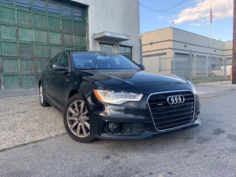 2012 Audi A6 for sale at Illinois Auto Sales in Paterson NJ
