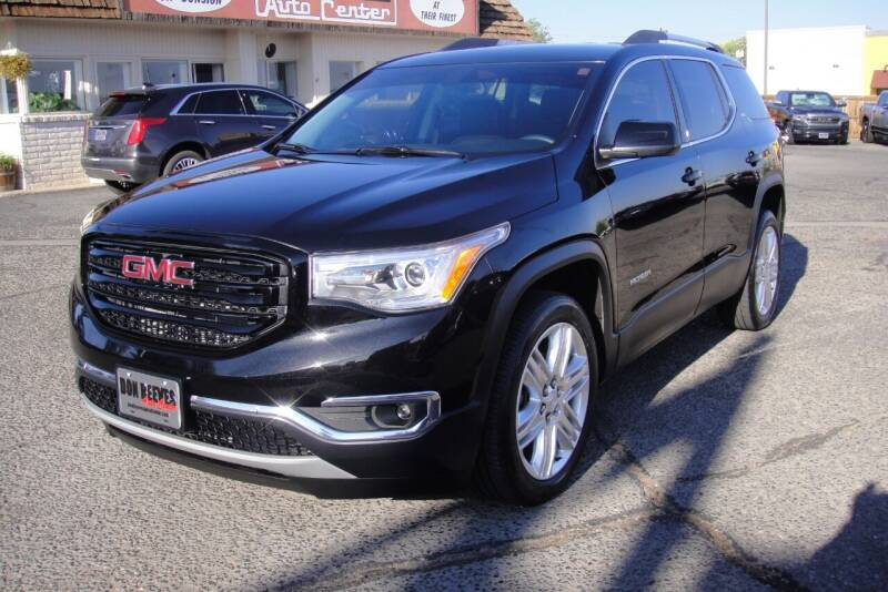 2018 GMC Acadia for sale at Don Reeves Auto Center in Farmington NM