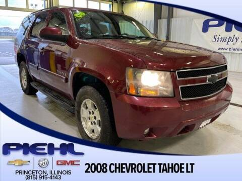 2008 Chevrolet Tahoe for sale at Piehl Motors - PIEHL Chevrolet Buick Cadillac in Princeton IL