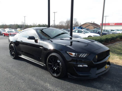 2016 Ford Mustang for sale at TAPP MOTORS INC in Owensboro KY
