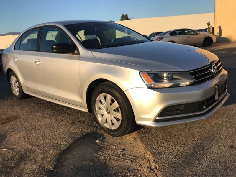 2015 Volkswagen Jetta for sale at OCEAN IMPORTS in Midway City CA