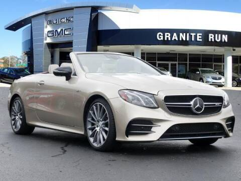 2019 Mercedes-Benz E-Class for sale at GRANITE RUN PRE OWNED CAR AND TRUCK OUTLET in Media PA