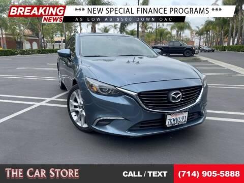 2016 Mazda MAZDA6 for sale at The Car Store in Santa Ana CA