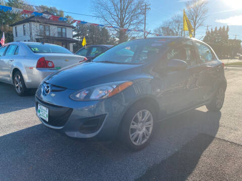 2014 Mazda MAZDA2 for sale at McNamara Auto Sales - Red Lion Lot in Red Lion PA