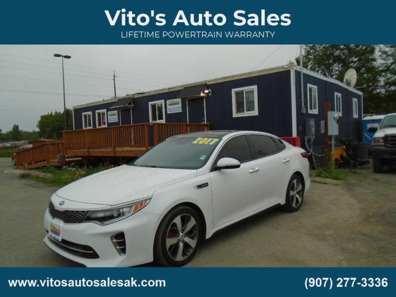 2016 Kia Optima for sale at Vito's Auto Sales in Anchorage AK