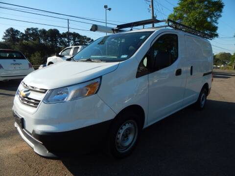 2015 Chevrolet City Express Cargo for sale at Medford Motors Inc. in Magnolia TX