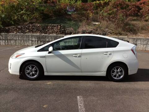 2011 Toyota Prius for sale at Moore Brothers Inc in Portland CT