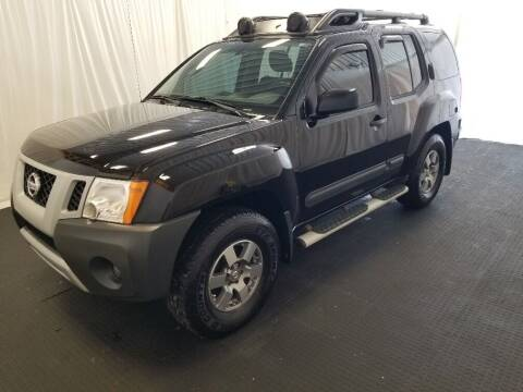 2011 Nissan Xterra for sale at Rick's R & R Wholesale, LLC in Lancaster OH