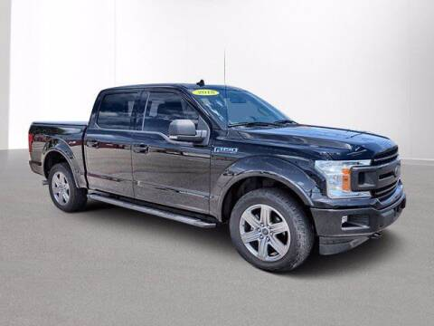 2018 Ford F-150 for sale at Jimmys Car Deals at Feldman Chevrolet of Livonia in Livonia MI