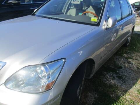 2005 Lexus LS 430 for sale at Z Motors in Chattanooga TN