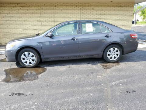 2010 Toyota Camry for sale at First Choice Auto Sales in Rock Island IL
