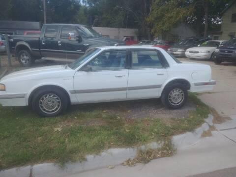 1996 Oldsmobile Ciera for sale at D & D Auto Sales in Topeka KS
