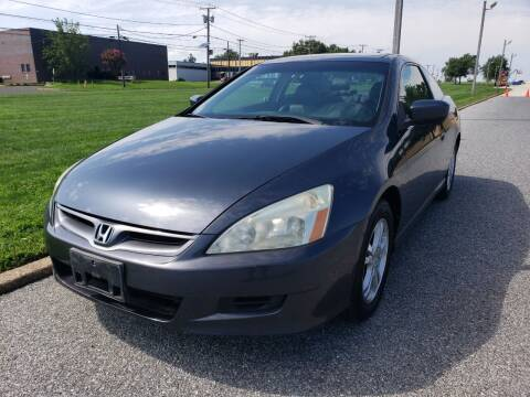 2007 Honda Accord for sale at DISTINCT IMPORTS in Cinnaminson NJ
