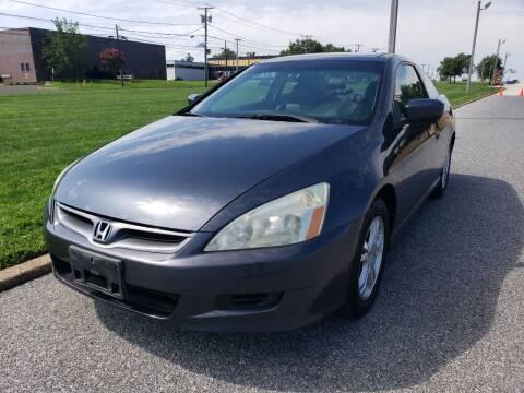 2007 Honda Accord for sale at DISTINCT IMPORTS in Cinnaminson NJ