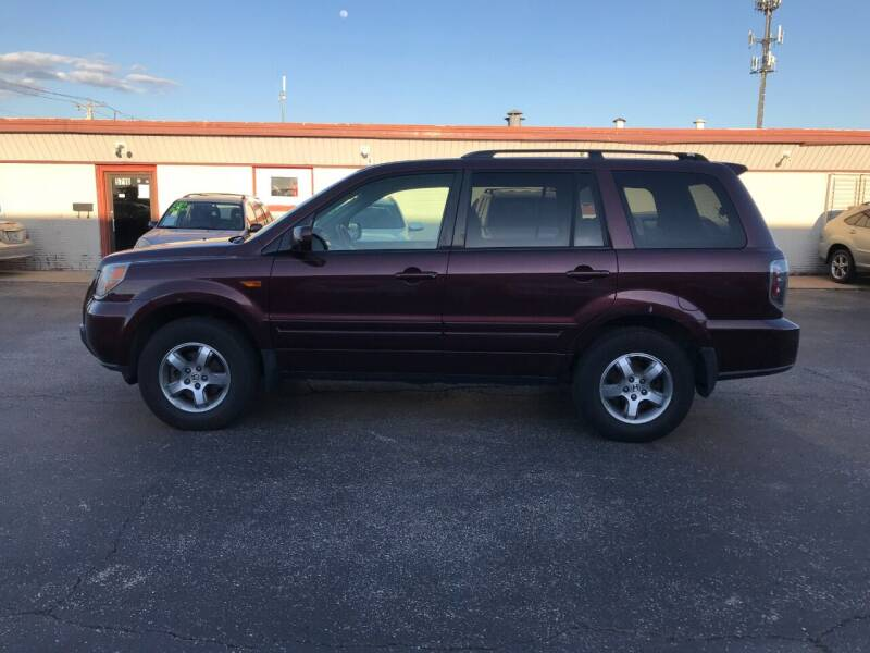 2007 Honda Pilot for sale at United Auto Sales in Oklahoma City OK