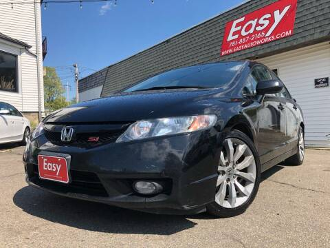2010 Honda Civic for sale at Easy Autoworks & Sales in Whitman MA
