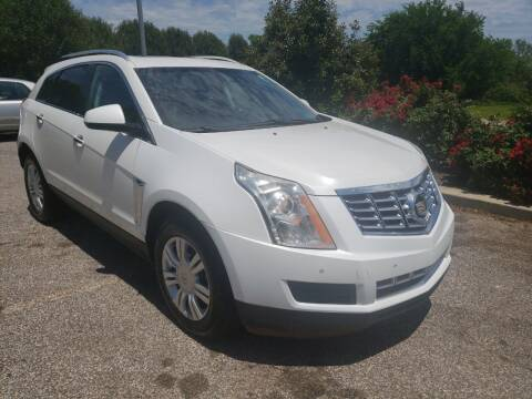 2013 Cadillac SRX for sale at NOTE CITY AUTO SALES in Oklahoma City OK