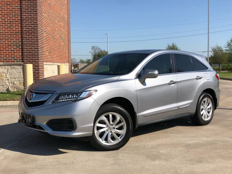 2017 Acura RDX for sale at AUTO DIRECT in Houston TX