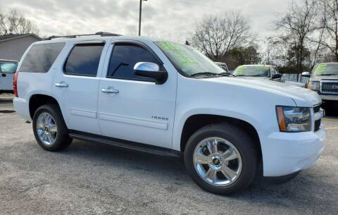 2012 Chevrolet Tahoe for sale at Rodgers Enterprises in North Charleston SC