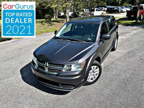 2014 Dodge Journey for sale at Brothers Auto Sales of Conway in Conway SC