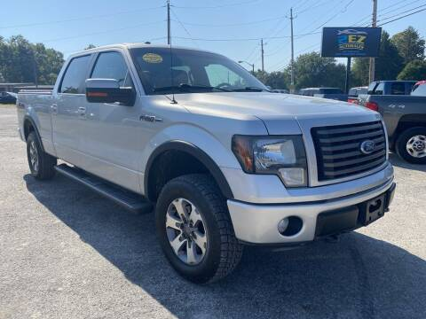 2011 Ford F-150 for sale at 2EZ Auto Sales in Indianapolis IN