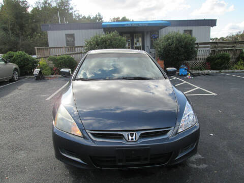 2006 Honda Accord for sale at Olde Mill Motors in Angier NC