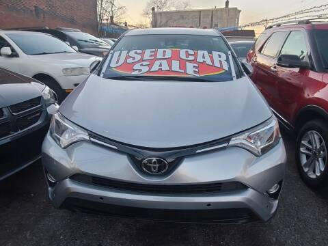 2018 Toyota RAV4 for sale at Rockland Auto Sales in Philadelphia PA