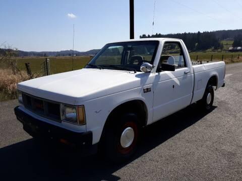 1985 GMC S-15 for sale at State Street Auto Sales in Centralia WA