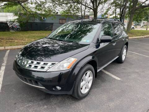 2005 Nissan Murano for sale at Car Plus Auto Sales in Glenolden PA