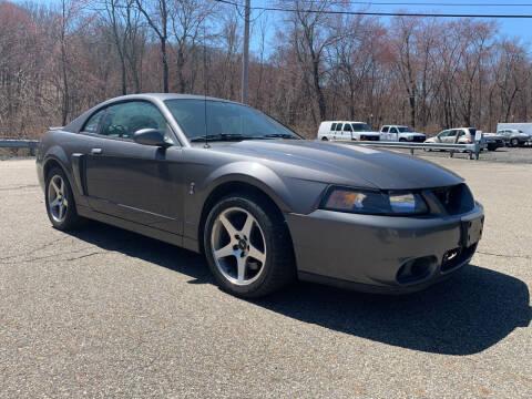 2003 Ford Mustang SVT Cobra for sale at George Strus Motors Inc. in Newfoundland NJ