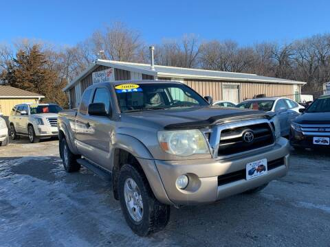 2006 Toyota Tacoma for sale at Victor's Auto Sales Inc. in Indianola IA