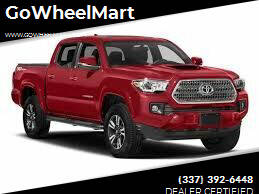 2019 Toyota Tacoma for sale at GOWHEELMART in Available In LA