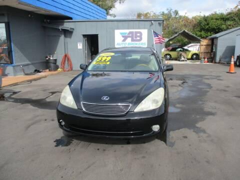 2006 Lexus ES 330 for sale at AUTO BROKERS OF ORLANDO in Orlando FL